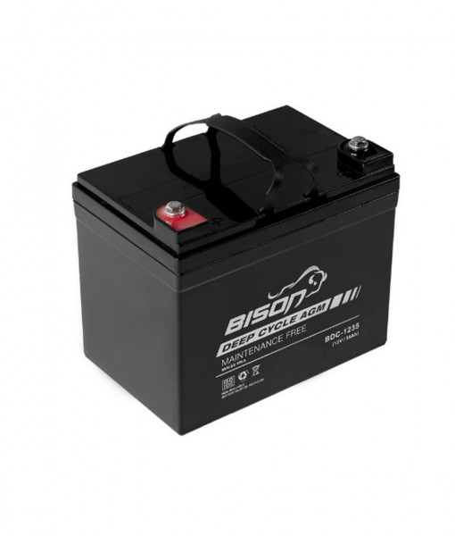 Bison-35AH-Deep-Cyclic-Battery