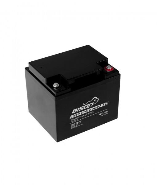 Bison-50AH-Cyclic-Battery