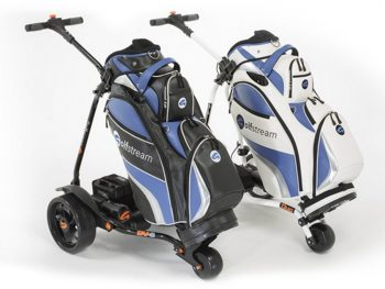 Golfstream 'Vision' Digital Lithium Trolley Package - Top Caddy