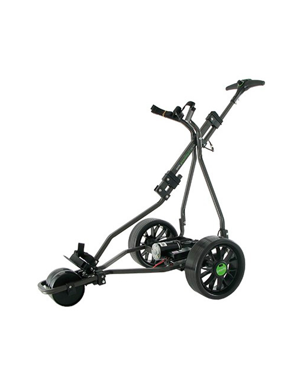 Greenhill Gt Lithium Second Hand Electric Trolley Top