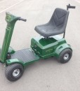 PATTERSON SECOND HAND GREEN