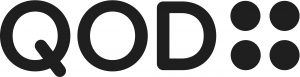 QOD_logo_without line_black