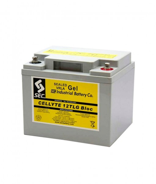 Sec-TLG-40AH-Full-Gel-Battery