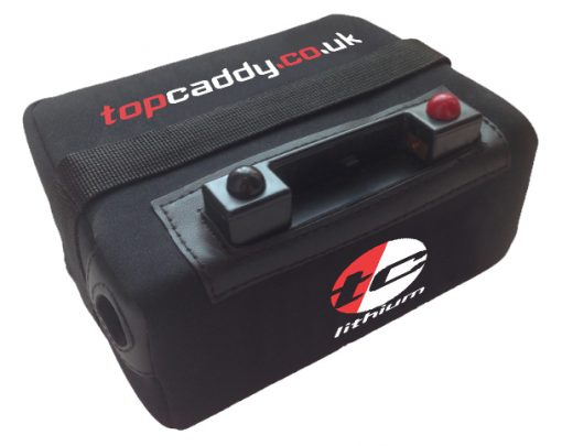 TOP CADDY LITHIUM BATTERY BAG