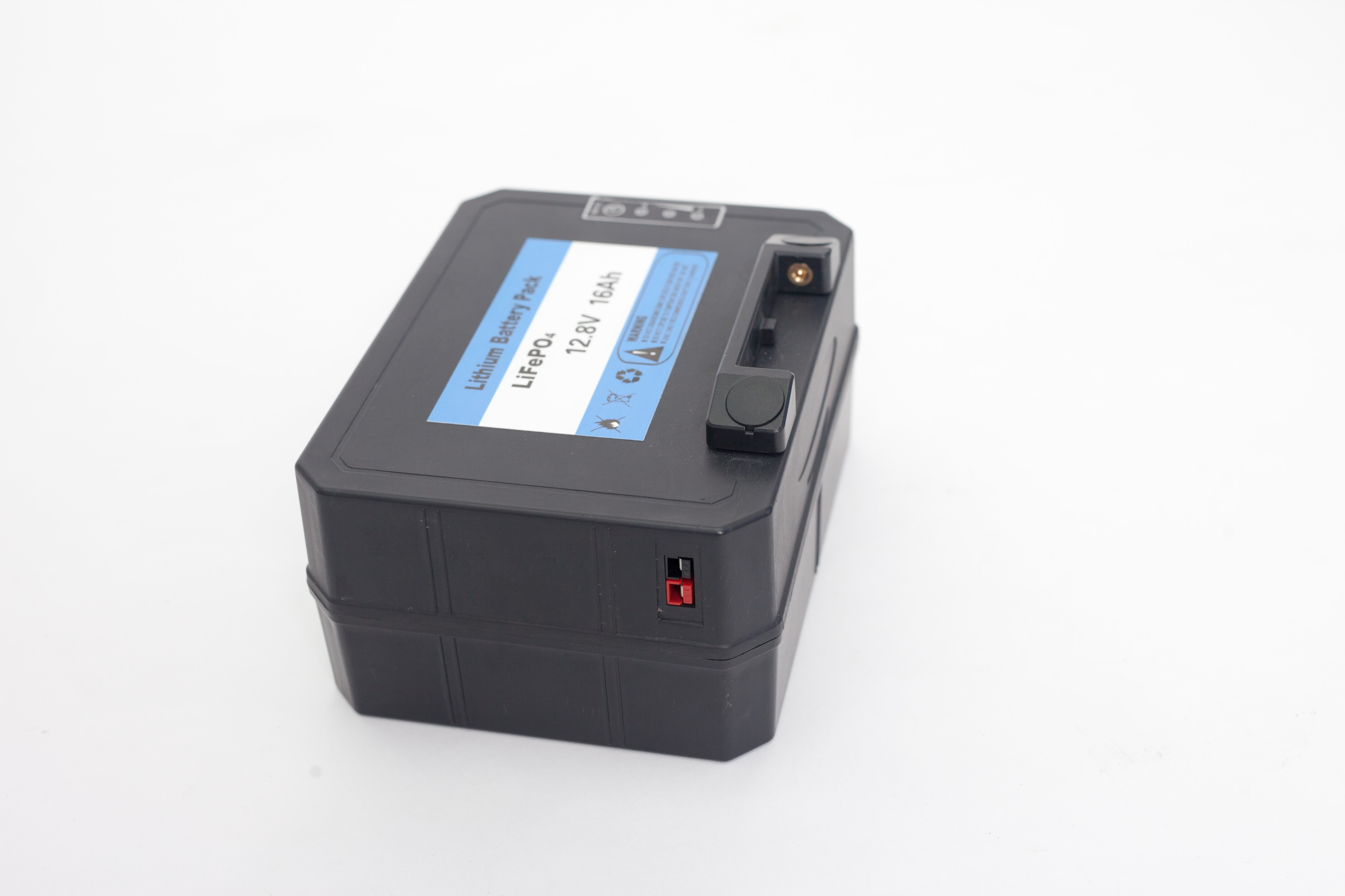 Topcaddy 16ah 18 27 Hole Lithium Battery Package With