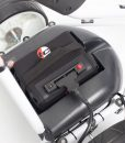 TOP CADDY TC1 BATTERY CRADLE WHITE