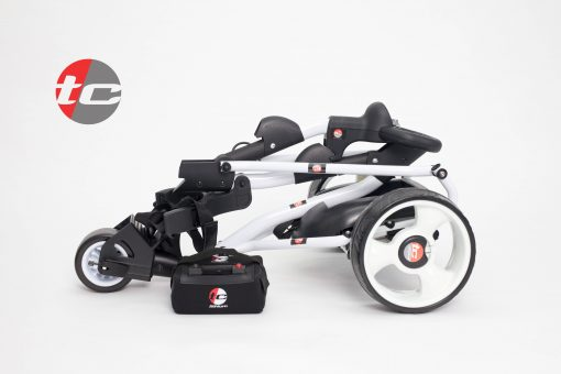 TOP-CADDY-TC1-WHITE-FOLDED-WITH-BATTERY